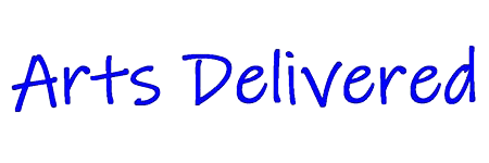 Arts Delivered Logo